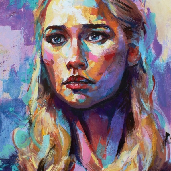 Mother of Dragons Print